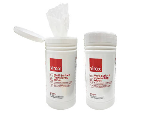 Picture of MULTI-SURFACE DISINFECTING WIPES (VIROX) 200X250MM 200'S