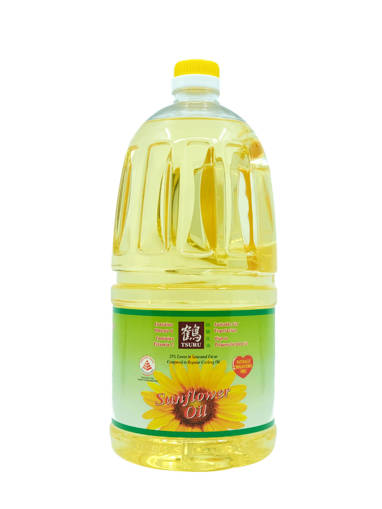 Picture of SUNFLOWER OIL (6X2L) TSURU