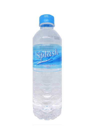 Picture of MINERAL WATER (24X350ML) SPLASH