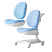 Picture of IMPACT IM-D12L 1200-BL - ERGO-GROWING DESK AND CHAIR SET